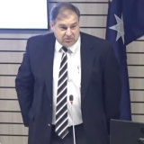 George Dedes, the Ryde council general manager.