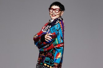 """Jenny Kee: """"I don't follow fashion trends; I don't know how to!"""""""