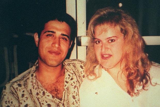Tony Kellisar and Svetlana Podgoyetsky.
