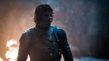 Redeemed at last: Theon Greyjoy.