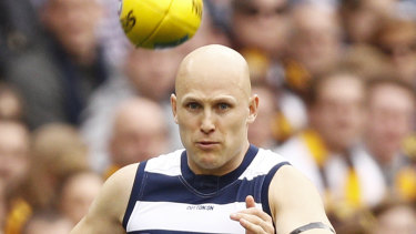 Gary Ablett was in vintage form.
