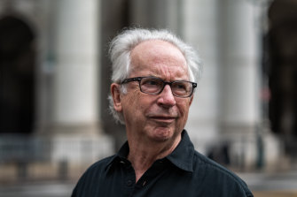 "Peter Carey says of his last novel: ""Being pilloried for writing it would be a small cost to pay compared to lacking the courage to write it"" ."