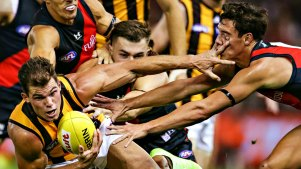 Hawks coach Alastair Clarkson said rule changes made for a greater spectacle after his side beat the Bombers this week.