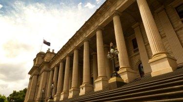 Victorian Parliament.
