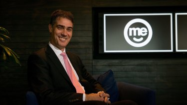 ME CEO Jamie McPhee says he believes banking customers want a better digital experience.