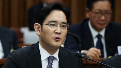 Samsung's help in COVID-19 battle helps heir's image ahead of trial