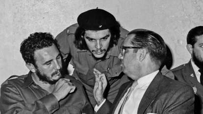 From the Archives, 1960: Four days with Castro's 'chickens'