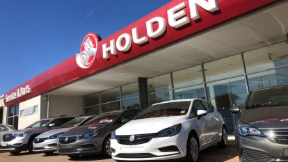 Holden dealers on crash course with GM over payouts