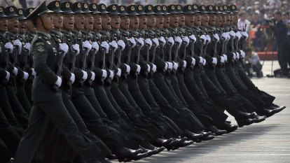 There's a bigger and more insidious threat to Hong Kong than the PLA