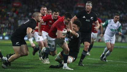 British and Irish Lions' South Africa tour in doubt over COVID concerns