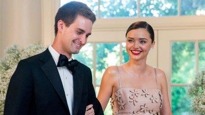 Miranda Kerr's other half, Snapchat founder Evan Spiegel, avoids hotel quarantine