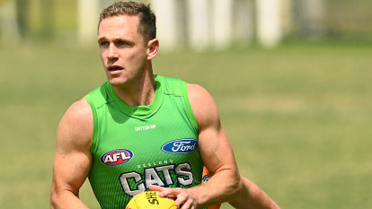 'There's a buzz': Selwood bullish about Geelong's chances against Port
