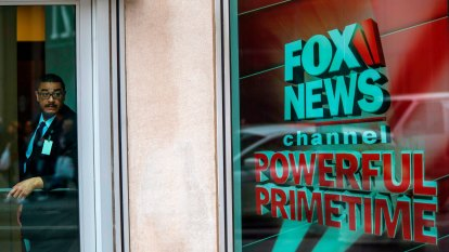 Dominion Voting sues Fox News for $US1.6b over 2020 election claims