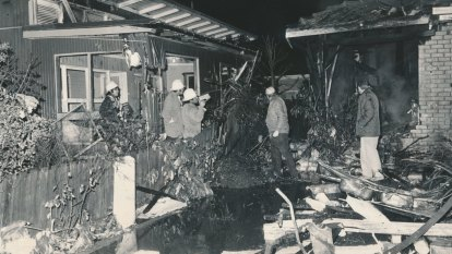From the Archives, 1978: Six members of a family die in plane crash