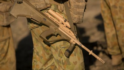 Two soldiers dead after north Queensland army vehicle crash