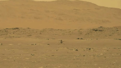'Our Wright Brothers moment': NASA's Mars helicopter takes flight, a first for another planet