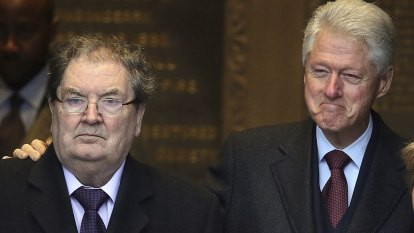 John Hume, Nobel laureate and Good Friday Agreement architect, dies