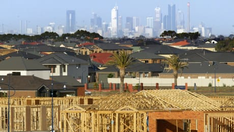 Falling house and land prices a drag on inflation