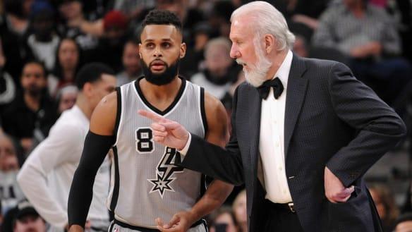 Patty Mills' NBA season over, but Ben Simmons and 76ers advance