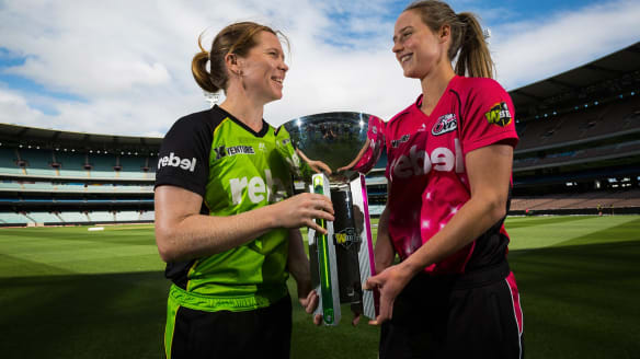 CA mulls charging for WBBL games