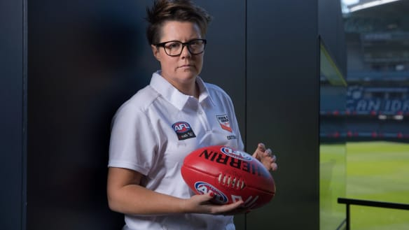 AFLW, AFL: where have all the women coaches gone?