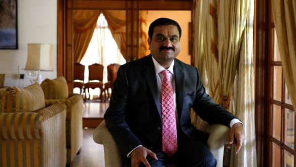 'He asks us to front up $1bn': Indian billionaire under fire over Adani rail line