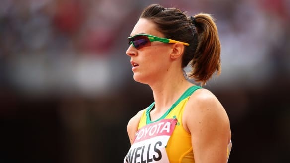 Lauren Wells comes full circle and eyes new hurdles