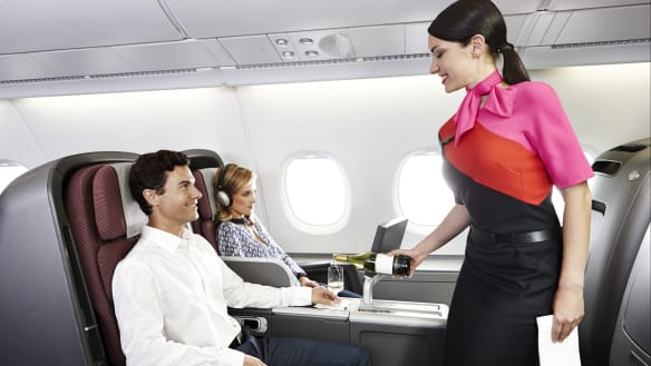 The secret to never flying in economy class again