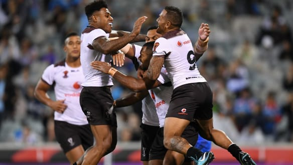 Six months on, Fijian players finally paid for their World Cup heroics