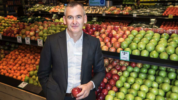 Woolworths and Caltex in marriage of convenience