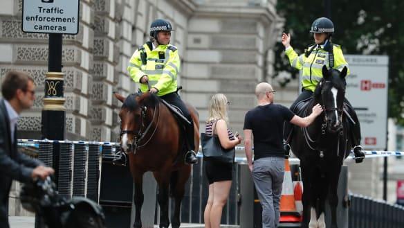 Terror attack suspect a British citizen of Sudanese origin, police reveal