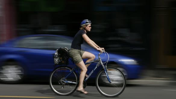 ACT budget to fund bike paths for town centres