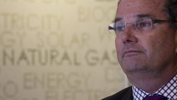 Pass energy policy then step back, former AGL boss tells Canberra