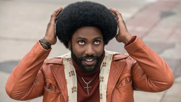 The real cop behind BlackKklansman on the shame of Trump's America