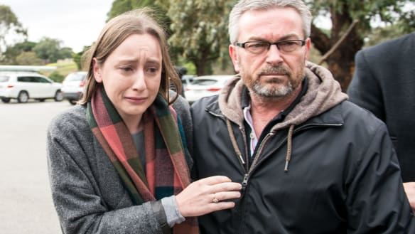 Inside the Ristevski home in the hours after Karen disappeared
