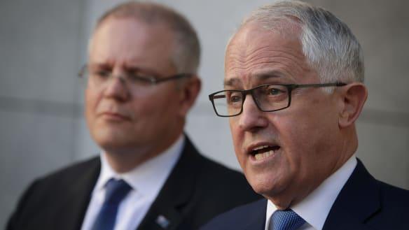 Call to redraft company tax cuts blocked in the Senate