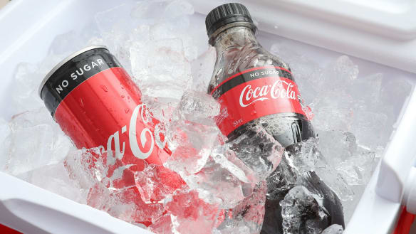 Farewell Coke Zero: drink canned amid battle for sugar-phobic drinkers