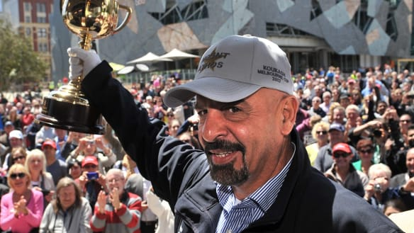 VRC bosses hope for a magical Melbourne Cup story