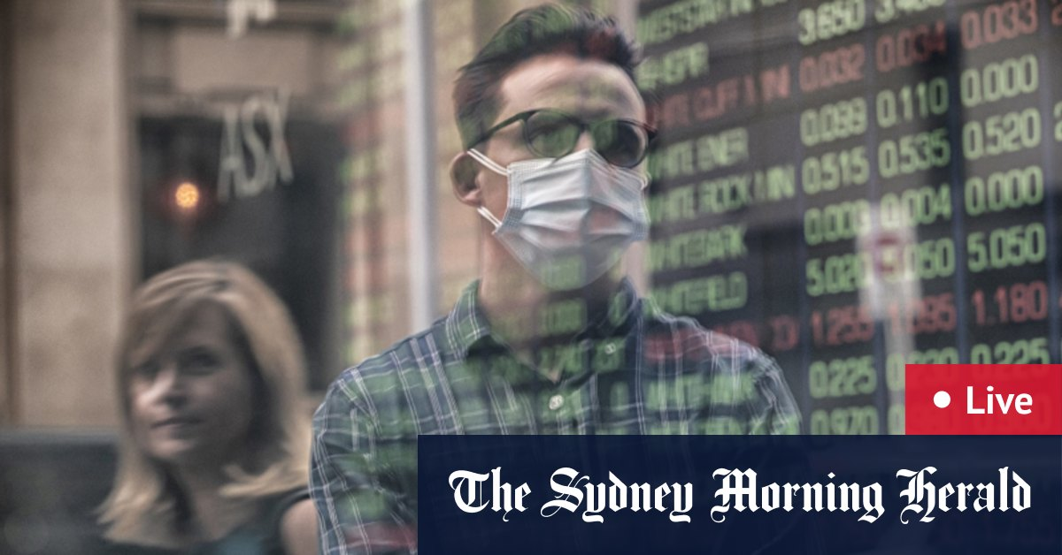 As it happened: Vaccine blues take edge off barnstorming ASX – The Sydney Morning Herald
