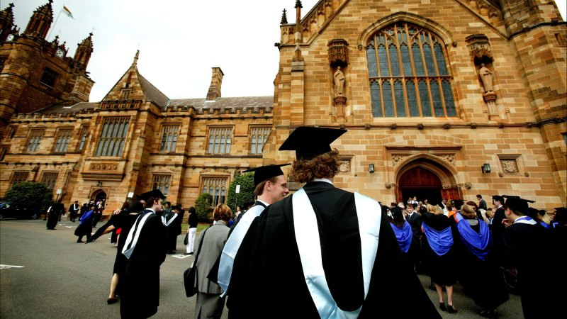 Proposed overhaul of university fees nothing short of radical
