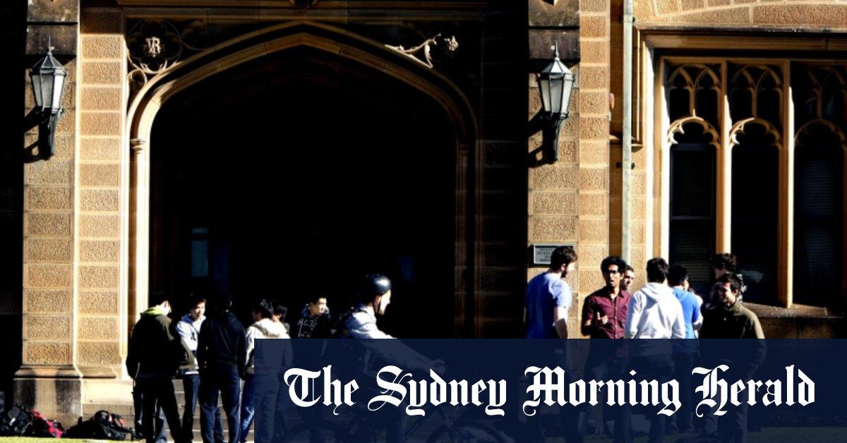 International student flights to Australia to restart in September – Sydney Morning Herald