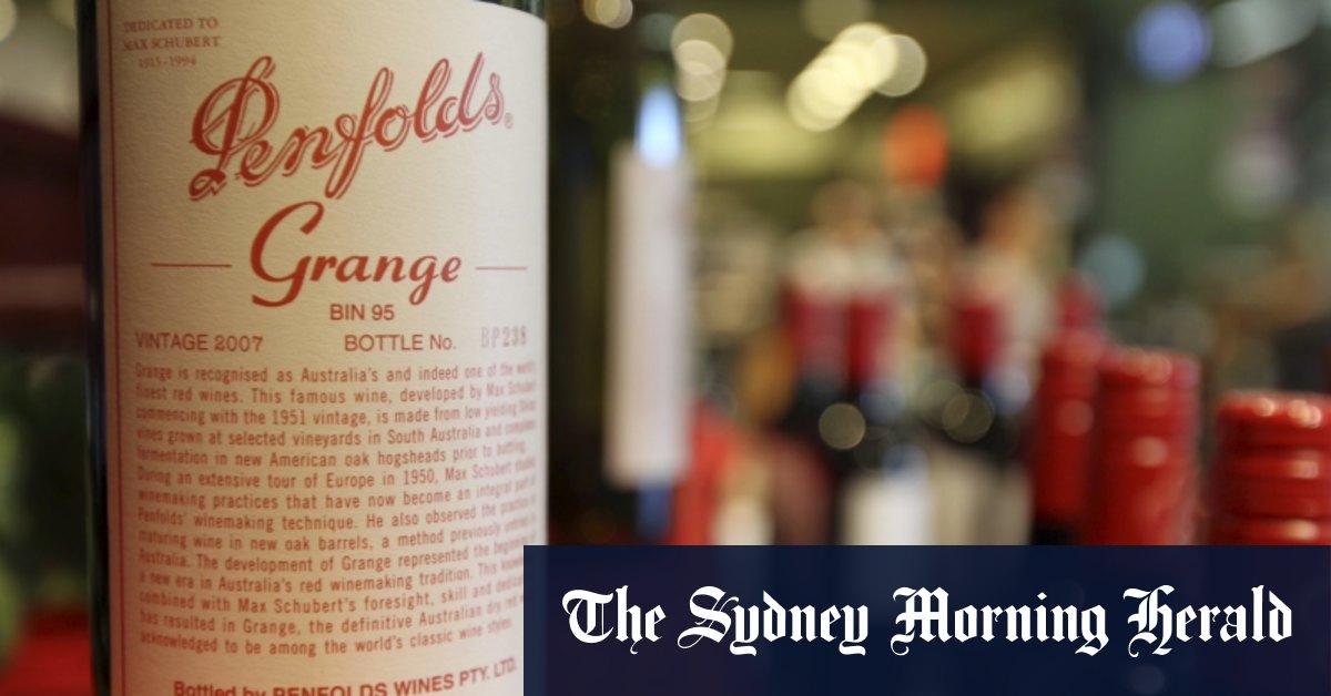 Treasury Wine boosts earnings forecasts as China damage wanes