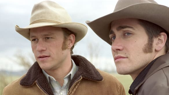 Pitt, DiCaprio among major stars who turned down Brokeback Mountain
