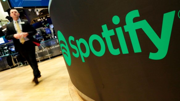 A billion-dollar land grab in podcasting has begun, and Spotify's leading the charge