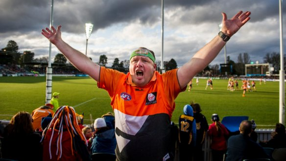 ACT government could extend GWS Giants deal to 2031