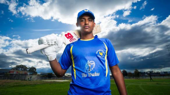 Esam Rahman gears up for Cricket ACT's 'amazing' shot
