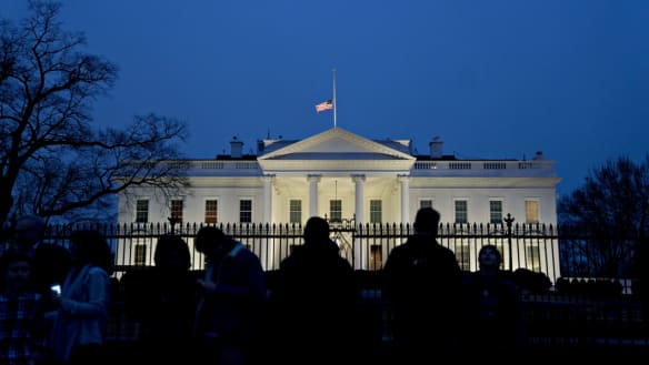 Georgia man arrested in plot to attack White House: security officials