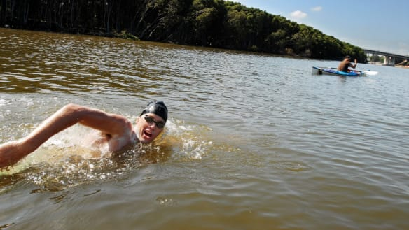 Three new swimming spots planned for the Parramatta River