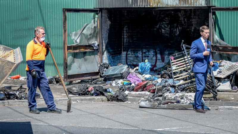 Man sentenced to 30 years' jail for Footscray fire that