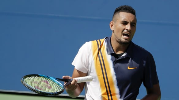 Kyrgios' public cry for help could finally unlock potential: Groth